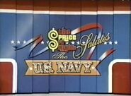 The Price is Right Salutes The U.S. Navy