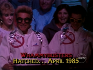 Whammybusters Hatched...April 1985