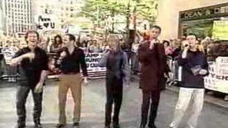Rockapella on NBC's The Today Show