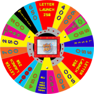 Wheel 2000 with letter launch space by wheelgenius-d5j9ni2