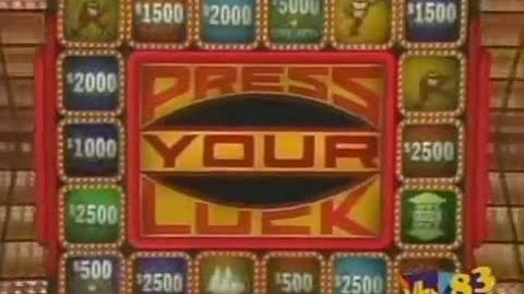 VH1's Take on Press Your Luck