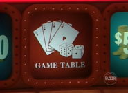 Game Table Square
