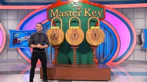 Let's Make A Deal - Mash Up Week Master Key