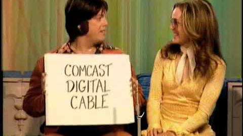 Vintage Comcast Newlywed Game Promo II Commercial