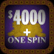 $4000 + One Spin Purple