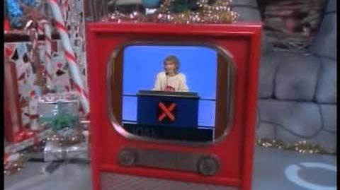 Joan Rivers on the Pee Wee's Playhouse Christmas Special