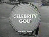 Celebrity Golf Logo