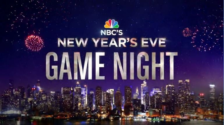 NBC's New Year's Eve Game Night | Game Shows Wiki | FANDOM ...