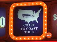 Caoast to Coast Tour
