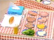 Super Sandwich Ingredients