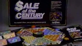 Sale of the Century - Home Game Commercial