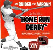 Home Run Derby 4-11-1960