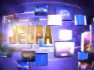 Jeopardy! 1999-2000 season title card screenshot 24