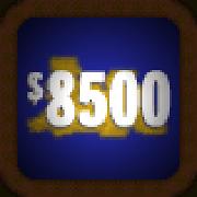 8500 dark blue