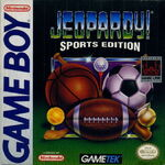 Jeopardy! Sports Edition Game Boy