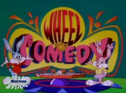 Tiny Toon Adventures Wheel o' Comedy