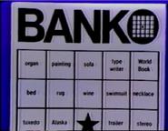 Banko Card Top