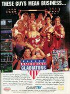 American Gladiators 001