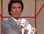 Bert and a Puppy