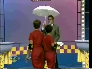 Double Dare (1986) - The Hamsters vs. The Destroyers