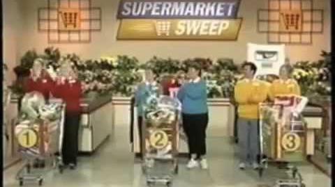 Supermarket Sweep - Stephanie & Debbie vs. Glenn & Lisa vs
