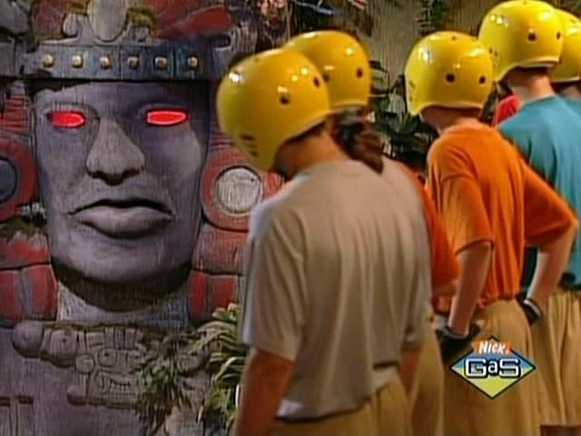 Legends of the Hidden Temple Episode 37 Lawrence of Arabia's Headdress