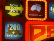 Move One Space to Binoculars