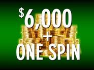 Pyl 2019 present 6 000 one spin space dg by dadillstnator ddailoe-250t