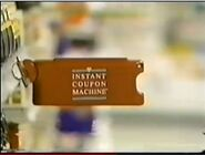 Instant Coupon Machine 2