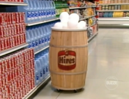 Hires Root Beer Barrel Bonus
