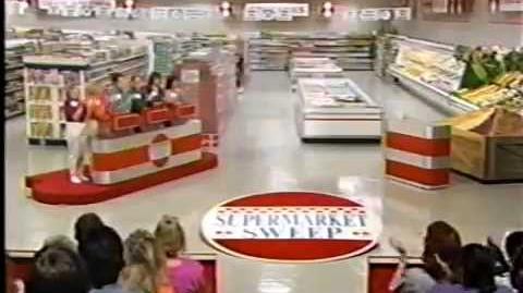 Supermarket Sweep - Sue & Jill vs. Michael & David vs