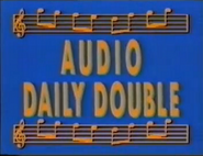 Audio Daily Double -16