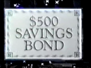 $500 Savings Bond Season 2