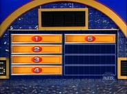 Dawson 94 Board Top Five Answers