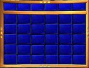 Jeopardy! Board Templatea