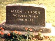 Allen ludden grave