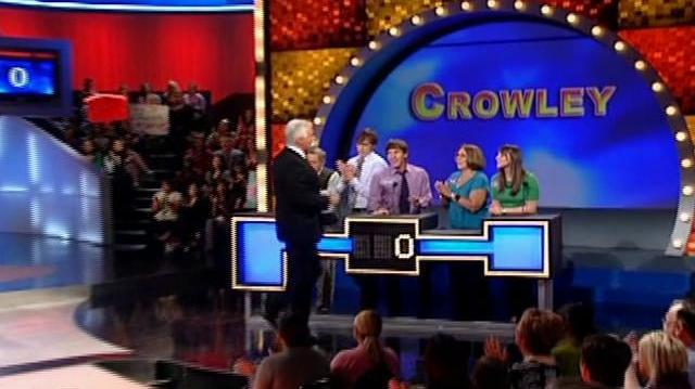 The Crowleys on Family Feud - Game 3