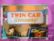 Twin Car Giveaway