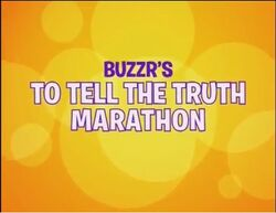 Buzzr's To Tell the Truth Marathon