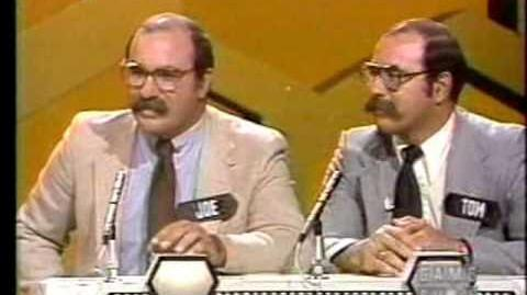 Blockbusters (October 31, 1980) Bill vs Joe Tom Part 2