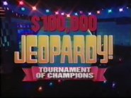 Jeopardy! $100,000 Tournament of Champions 4