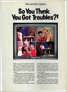 So You Think You Got Troubles 1982 Trade Ad