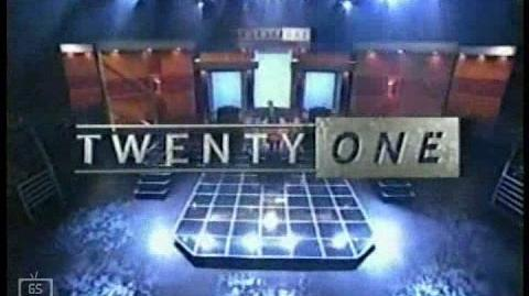 Twenty One (2000) Rahim Oberholtzer's win