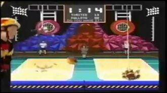 Nickelodeon GUTS Super Nintendo Commercial