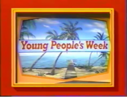 Young People's Week 1988