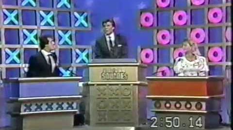 Hollywood Squares - April 1, 1987 (April Fools' Day! - Lisa vs