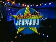 Jeopardy! Season 12 Celebrity Jeopardy! Title Card
