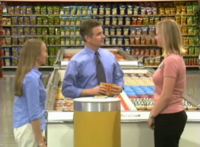 Supermarket Sweep 30 Second Shootout
