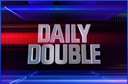 Jeopardy! Season 27 Daily Double Logo