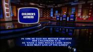 Jeopardy! 2007 Final Jeopardy